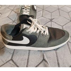 Nike Men SB P ROD Paul 7 Wolf Grey Black Leather
